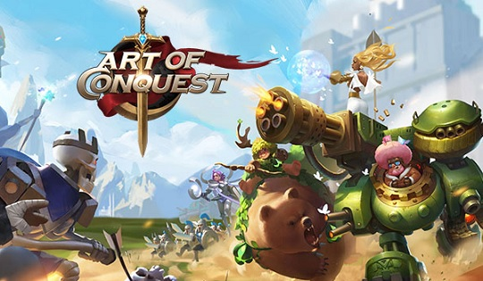 Art of Conquest: Horizon Sombre