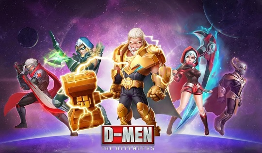 D-Men The Defenders