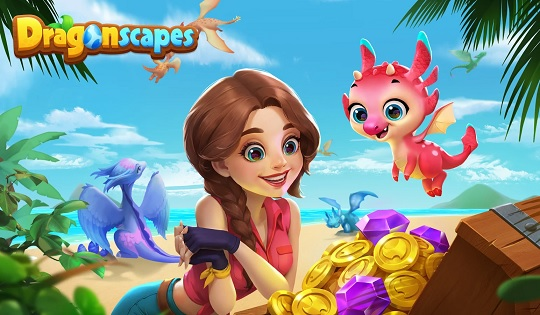Dragonscapes Aventure