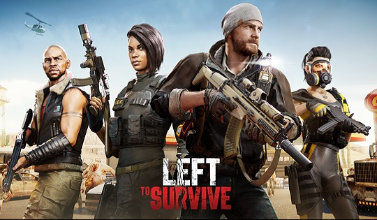 Left To Survive (my.com)