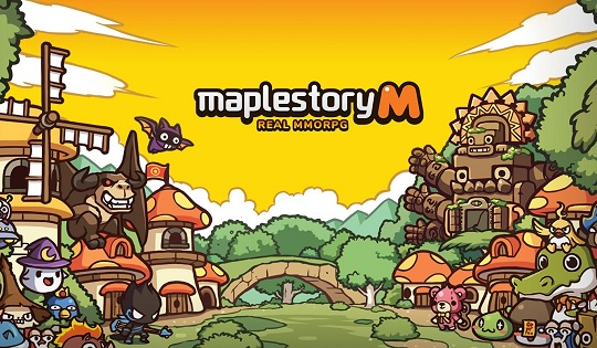 MapleStory M Open World