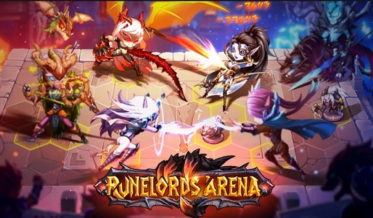 Runelords Arena